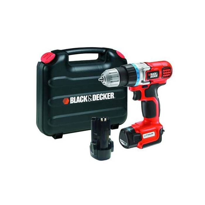 BLACKDECKER EGBL108KB L�ON AK�L� MATKAP V�DALAMA