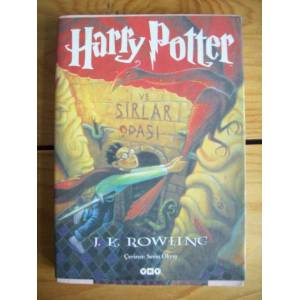 HARRY POTTER VE SIRLARI ODASI - ORJ�NAL