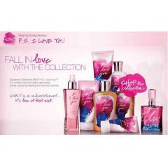 BBW -P.S. I LUV YOU PARF�M- EDT 75 ML. -iksir-