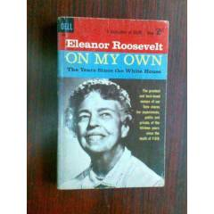 ELEANOR ROOSEVELT ON MY OWN 1959