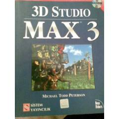 3D STUFIO MAX 3 MICHAEL TODD PETERSON 2000