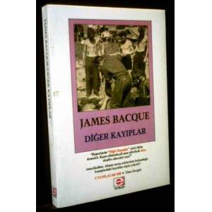 D��ER KAYIPLAR - JAMES BACQUE