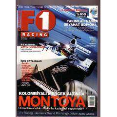 SDR@F1 RACING DAVID COULTHARD MONTOYA N�SAN 2003