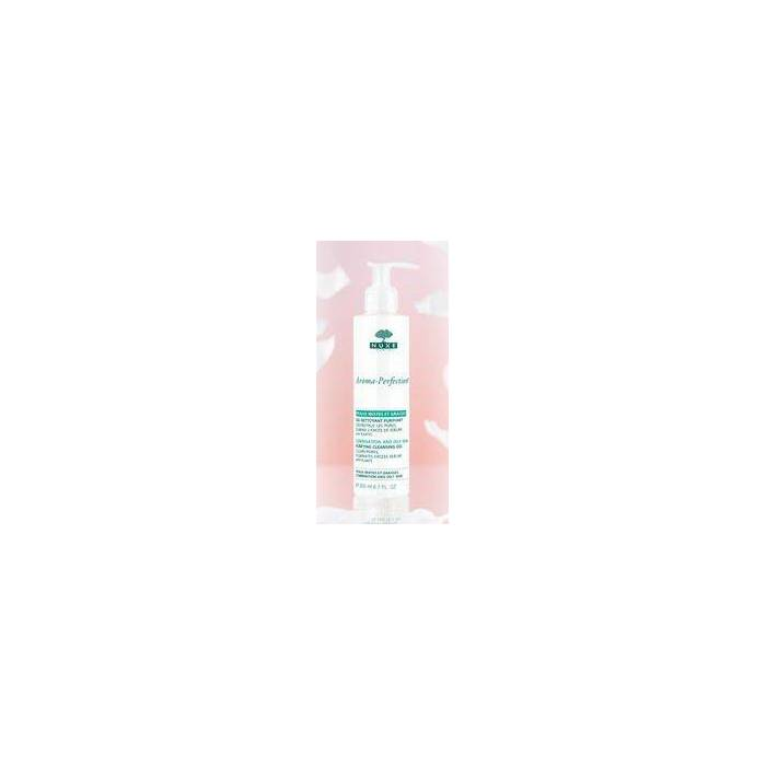 NUXE AROMA PERFECTION GEL NETTOYANT PURIFIANT