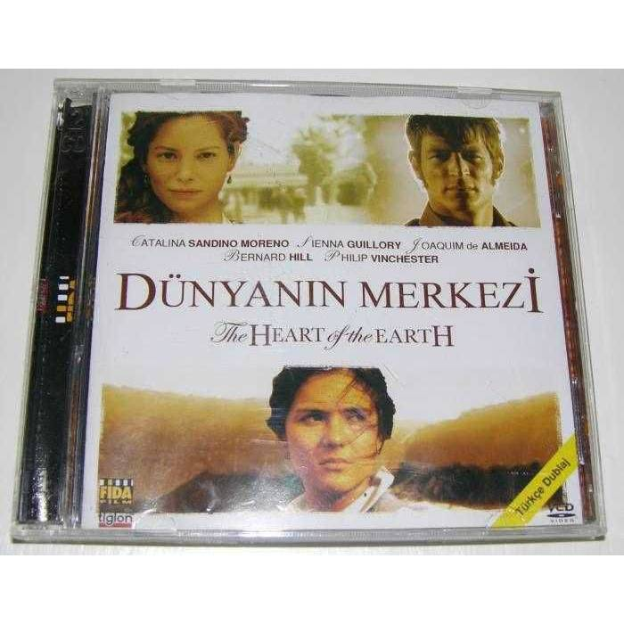 D�NYANIN MERKEZ� * THE HEART OF THE EARTH (VCD)