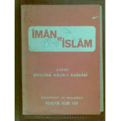 �MAN VE �SLAM MEVLANA HAL�D-� BA�DAD� 1970