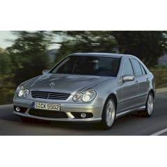 Mercedes Benz W203 C Serisi Amg Komple Body Kit