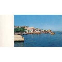 �STANBUL BE��KTA� VE BO�AZ KARTPOSTAL msc