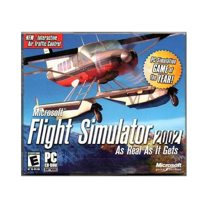 Flight Simulator 2002 Pc Oyunu Orijinal