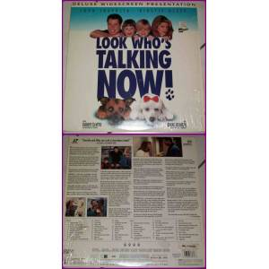 LOOK WHO'S TALKING NOW - F�LM - LASER VIDEODISC