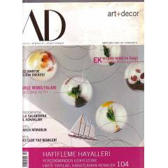 SDR@ ART DECOR BAH�E MOB�LYALARI MAYIS 2003
