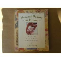 NATURAL BEAUTY AT HOME Janice Cox