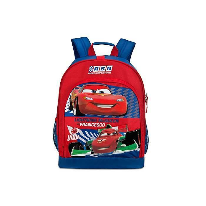 Disney Cars 2 McQueen & Francesco Okul �antas�