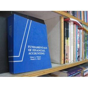 FUNDAMENTALS OF FINANCIAL ACCOUNTING - WELSCH