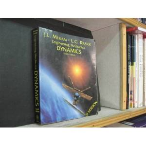 ENGINEERING MECHANICS DYNAMICS - MERIAM & KRAIGE