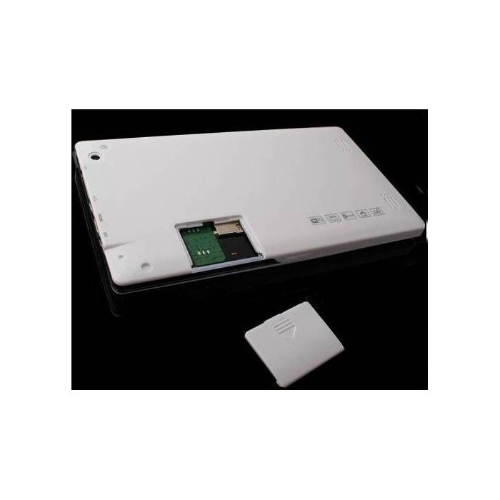 GPS L� S�M KARTI ���NDE 7 �NCH TABLET PC
