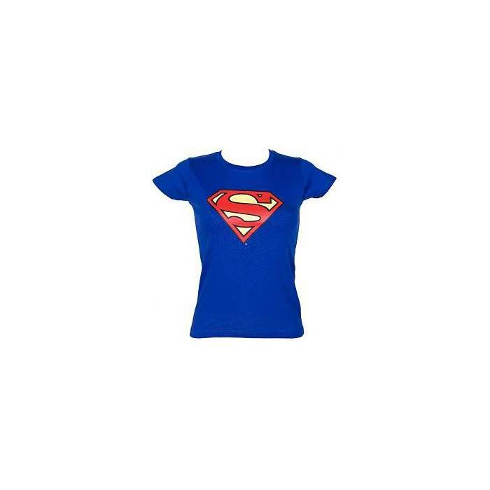 SUPERMAN Tshirt - S�perman Ti��rt Bayan