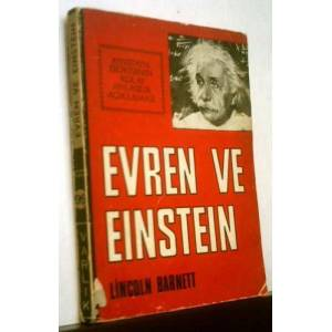 EVREN VE EINSTEIN - LINCOLN BARNETT