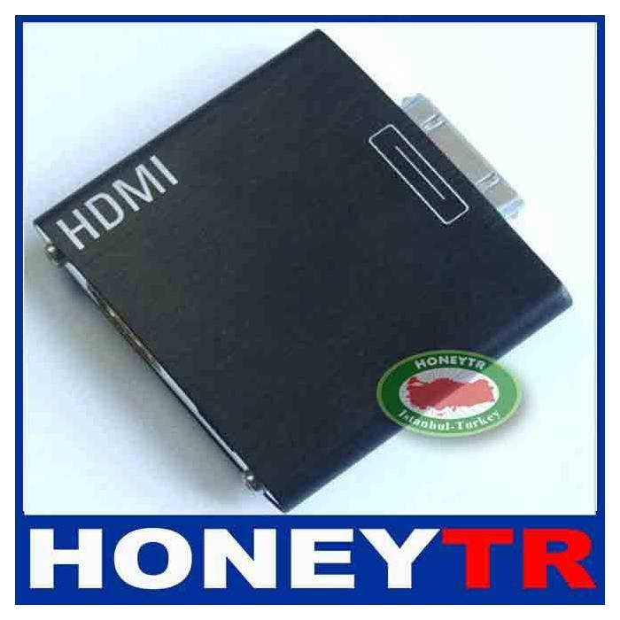 IPHONE/IPAD'I TV'YE BA�LAMAK ���N HDMI C�HAZI