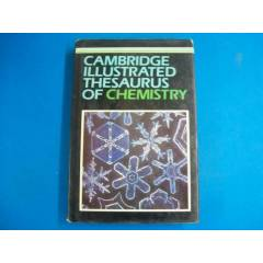 CAMBRIDGE ILLUSTRATED THESAURUS OF CHEMISTRY+