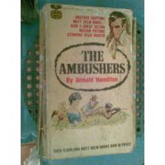 THE AMBUSHERS DONALD HAM�LTON