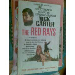 THE RED RAYS NICK CARTER