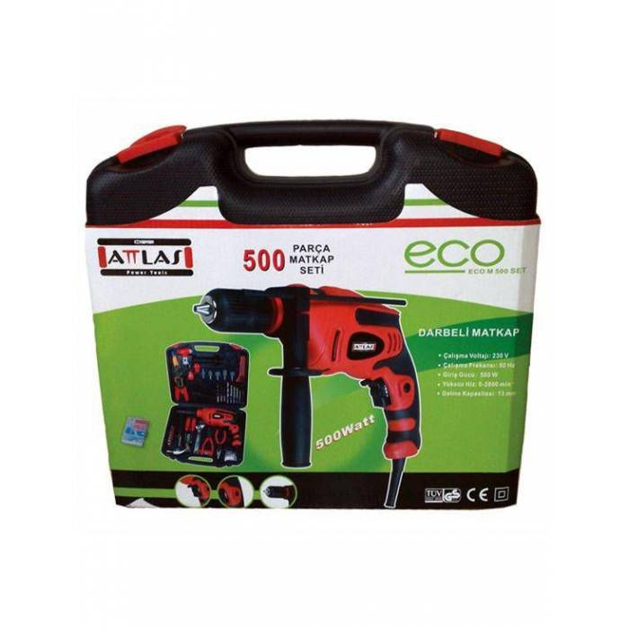 ATTLAS ECO M�500 SET
