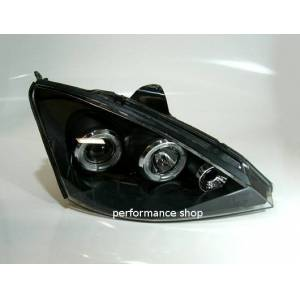 Ford Focus 98-04 Siyah Angel Eyes �n Far
