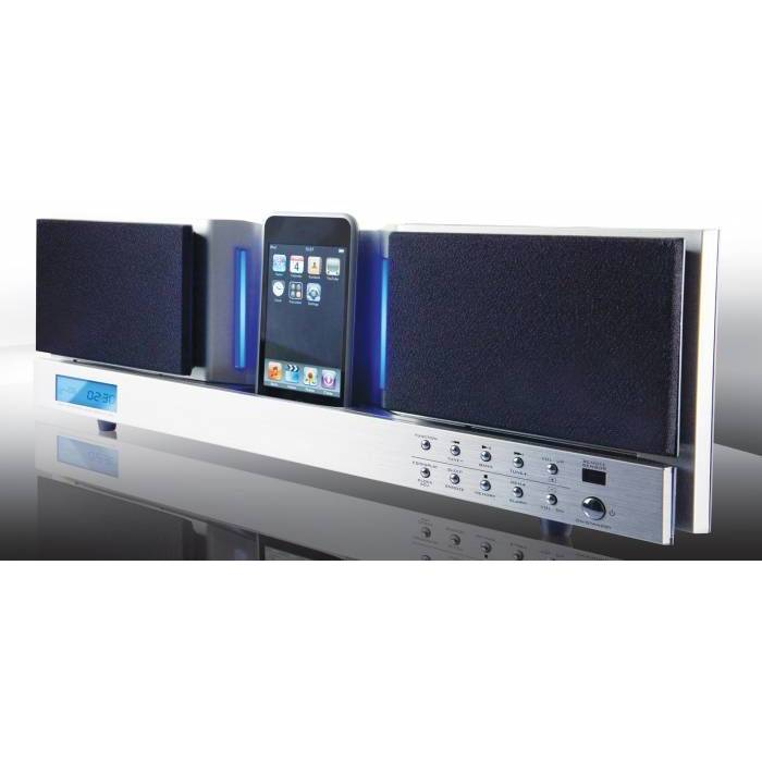 BREYTON IP10 iPhone - iPod DOCK M�Z�K SET� ALARM