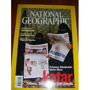 NATIONAL GEOGRAPHIC -SAYI:23-MART 2003-KATAR