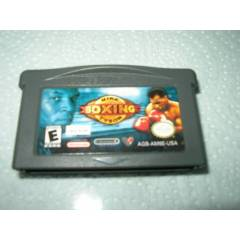 Nintendo Gameboy advange boks boxing oyun