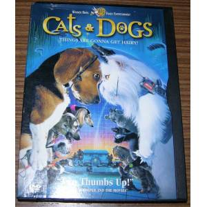 CATS AND DOGS * KED�LER VE K�PEKLER