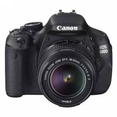 Canon EOS 600D 18-55mm IS II Lens