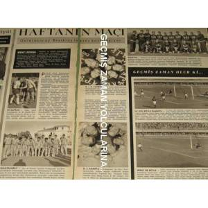 BE��KTA� GALATASARAY futbol tak�m� 1957