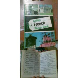 COLLINS FRENCH PHRASE BOOK /FRANZICA-�NG�L�ZCE