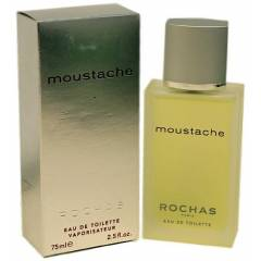ROCHAS * MOUSTACHE * 75 ML EDT BAY PARF�M�
