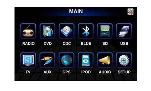 OPEL  İNSİGNİA DVD VCD TV BLUETOOTH