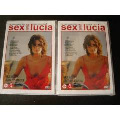 SEX AND LUCIA(SEKS VE LUCIA)*AMBALAJINDA