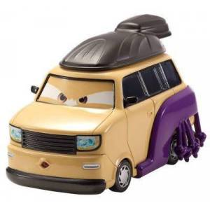 DISNEY PIXAR CARS2 PINION TANAKA NO:7