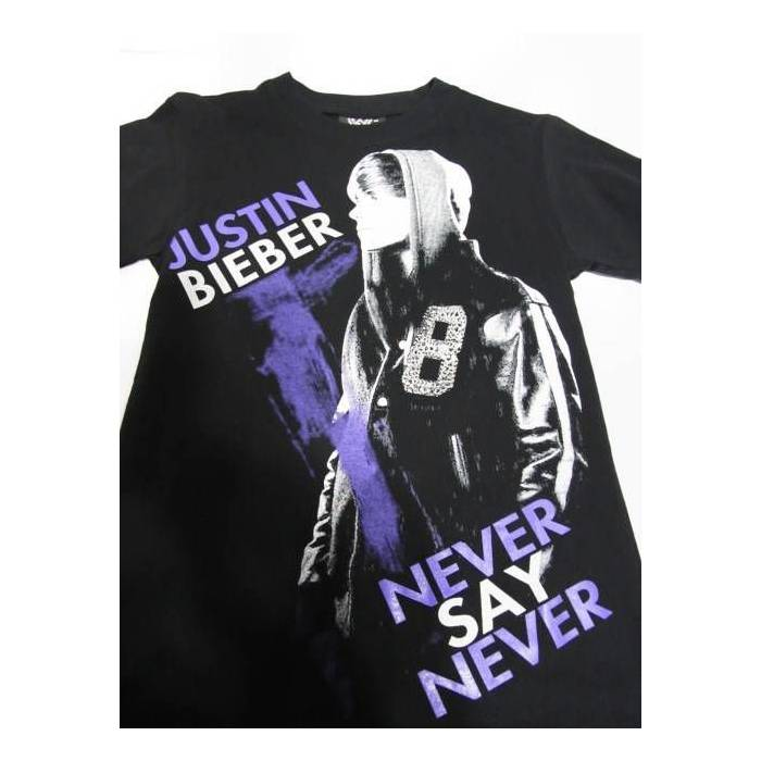 JUST�N B�EBER T-SHIRT