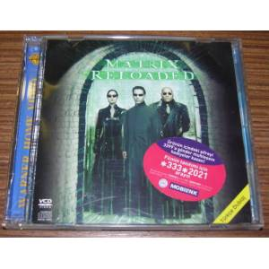 MATRIX RELOADED * KEANU REEVES  (VCD)