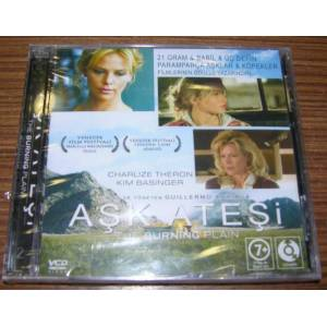 A�K ATE�� * CHARLIZE THERON * KIM BASINGER (VCD)