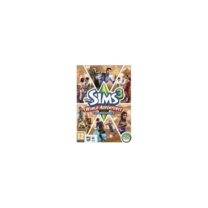 The Sims 3 World Adventures ORJ�NAL CD KEY