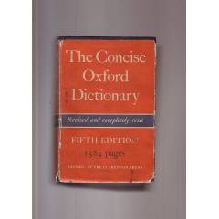 SDR@ THE CONCISE OXFORD DICTIONARY S�ZL�K