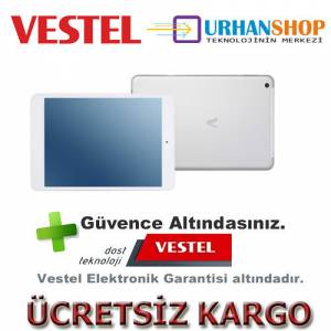Vestel VTab 7.85 Pro Tablet Pc 4 �ekirdek 16Gb