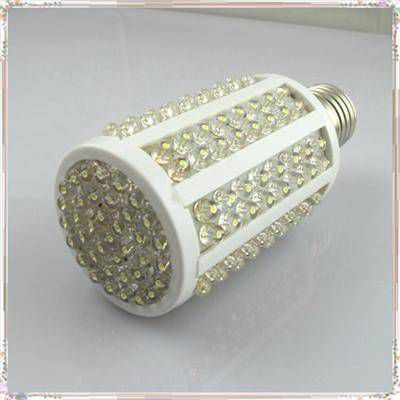 10W 166 LED E27 BEYAZ AMPUL 800 L�MEN