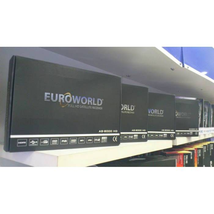 EUROWORLD FULL HD + (Dreambox)