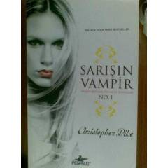 SARIŞIN VAMPİR NO:1 CHRISTOPHER PIKE