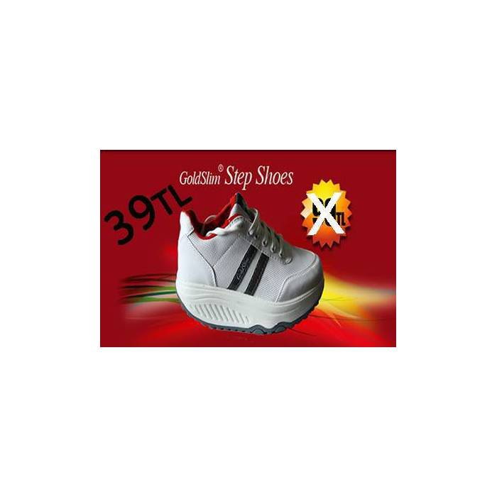 GoldSlim Step Shoes Zay�flama Ayakkab�s� 39 TL..