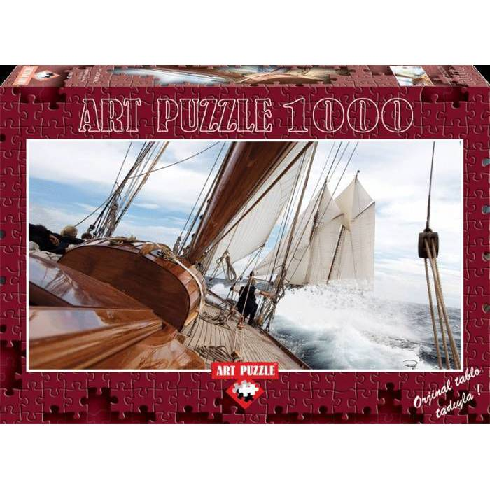 ART PUZZLE 1000 PAR�A  MAR�QUITA